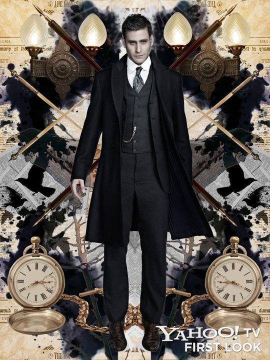 Dracula-Posteres-de-personagens-Oliver-Jackson-Cohen-como-Jonathan-Harker