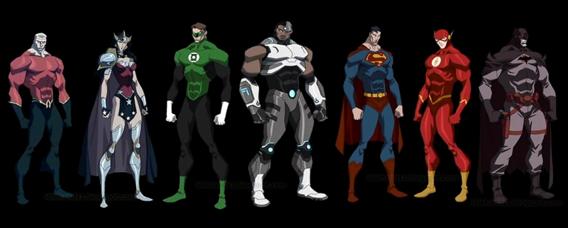Justice-League-The-Flashpoint-Paradox-Lineup